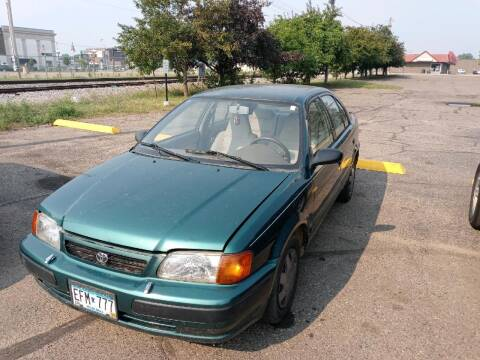1995 Toyota Tercel for sale at Tower Motors in Brainerd MN