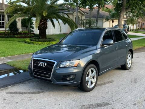 2010 Audi Q5 for sale at UNITED AUTO BROKERS in Hollywood FL
