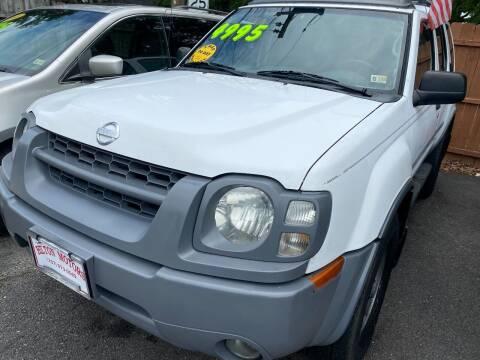 2002 Nissan Xterra for sale at Hilton Motors Inc. in Newport News VA