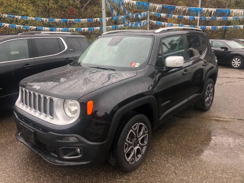 2015 Jeep Renegade for sale at Matt Jones Preowned Auto in Wheeling WV