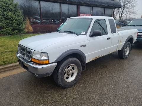2000 Ford Ranger for sale at Steve's Auto Sales in Madison WI