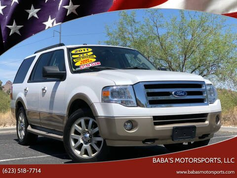 2011 Ford Expedition for sale at Baba's Motorsports, LLC in Phoenix AZ