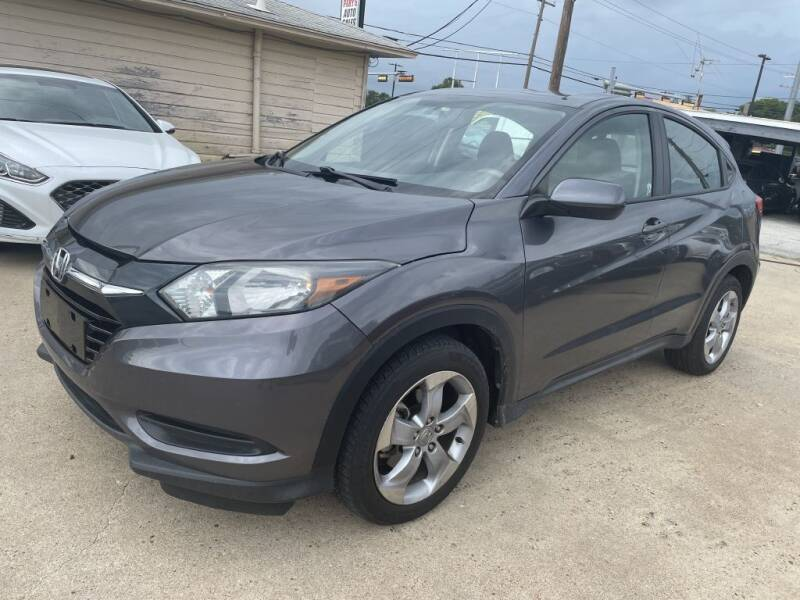 2016 Honda HR-V for sale at Pary's Auto Sales in Garland TX