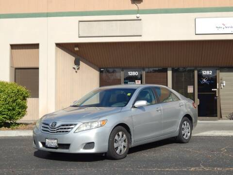 2011 Toyota Camry for sale at Crow`s Auto Sales in San Jose CA