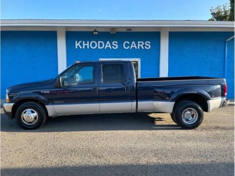 2003 Ford F-350 Super Duty for sale at Khodas Cars in Gilroy CA