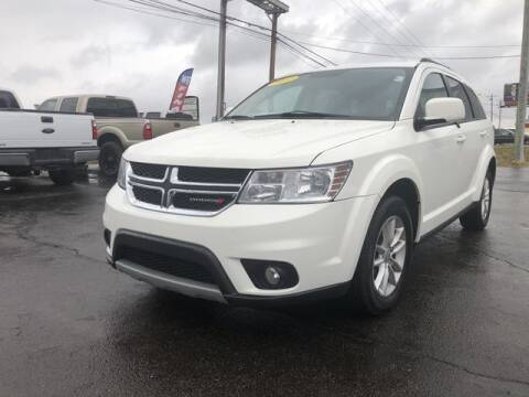 2017 Dodge Journey for sale at Instant Auto Sales in Chillicothe OH