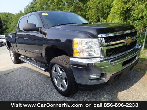 2013 Chevrolet Silverado 2500HD for sale at Car Corner INC in Vineland NJ