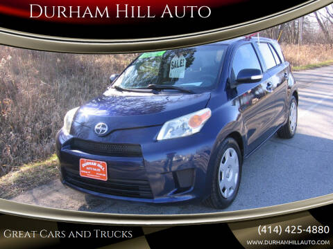 2009 Scion xD for sale at Durham Hill Auto in Muskego WI