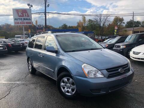 2006 Kia Sedona for sale at KB Auto Mall LLC in Akron OH