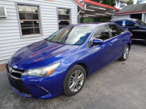2016 Toyota Camry for sale at Z Motors in North Lauderdale FL
