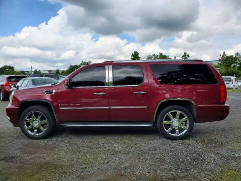 2007 Cadillac Escalade ESV for sale at M & M Auto Brokers in Chantilly VA