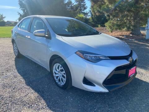 2017 Toyota Corolla for sale at Clarkston Auto Sales in Clarkston WA
