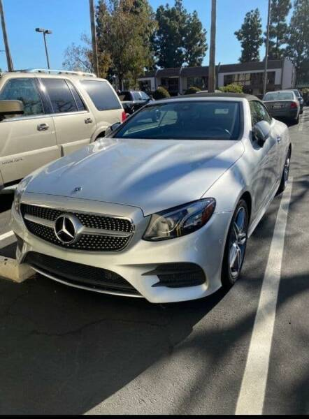 2018 Mercedes-Benz E-Class for sale at Auto Land in Ontario CA