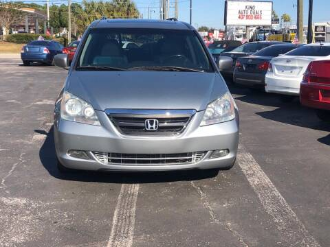 2007 Honda Odyssey for sale at King Auto Deals in Longwood FL