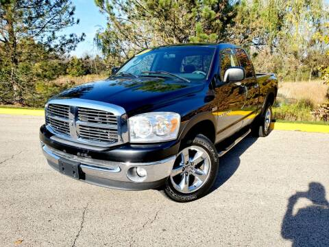 2007 Dodge Ram Pickup 1500 for sale at Excalibur Auto Sales in Palatine IL