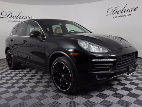 2012 Porsche Cayenne for sale at DeluxeNJ.com in Linden NJ
