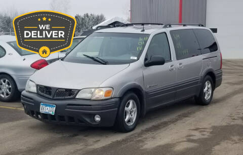 2004 Pontiac Montana for sale at Tower Motors in Brainerd MN