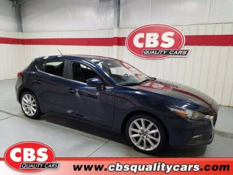 2017 Mazda MAZDA3 for sale at CBS Quality Cars in Durham NC