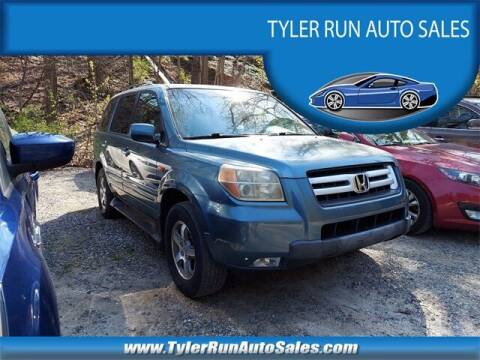 2006 Honda Pilot for sale at Tyler Run Auto Sales in York PA