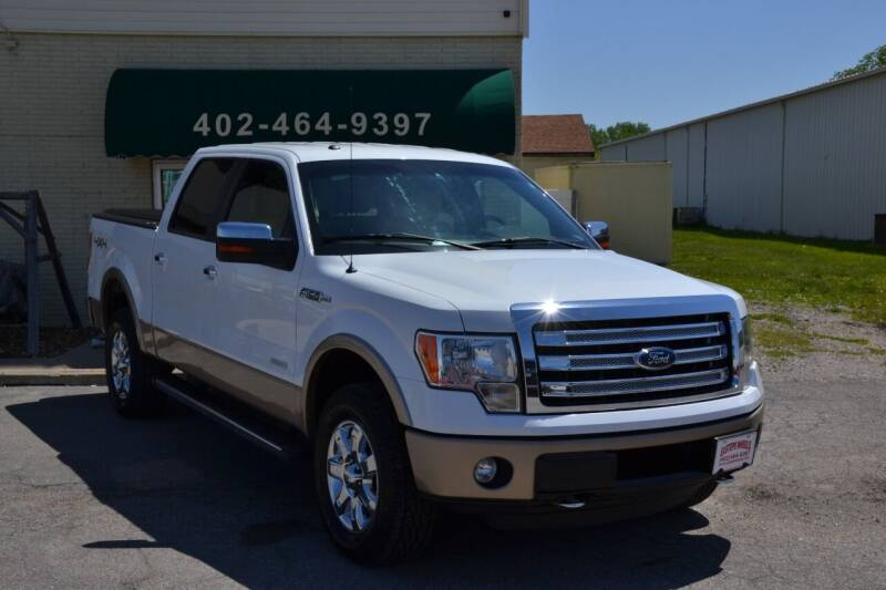 2013 Ford F-150 for sale at Eastep's Wheels in Lincoln NE