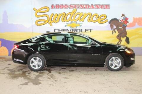 2021 Chevrolet Malibu for sale at Sundance Chevrolet in Grand Ledge MI