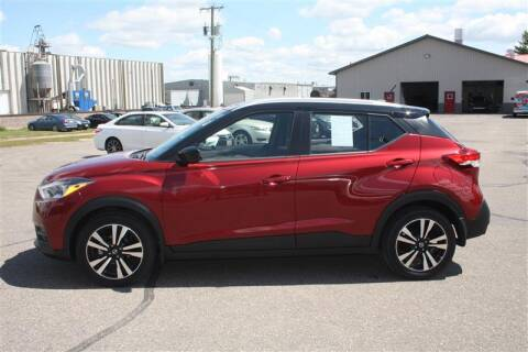 2018 Nissan Kicks for sale at SCHMITZ MOTOR CO INC in Perham MN