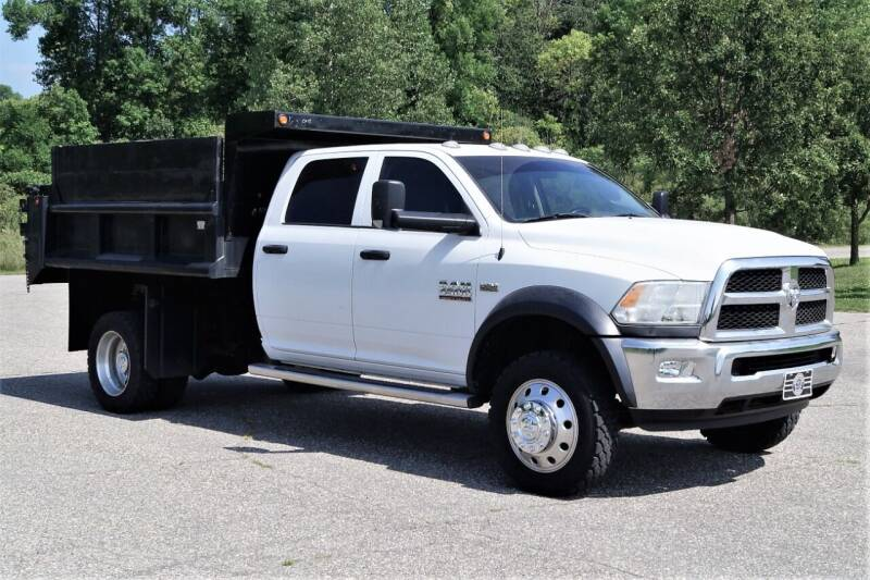 2015 RAM Ram Chassis 4500 for sale at KA Commercial Trucks, LLC in Dassel MN