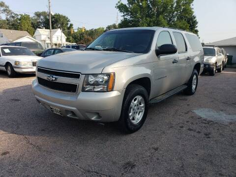 2008 Chevrolet Suburban for sale at RIVERSIDE AUTO SALES in Sioux City IA