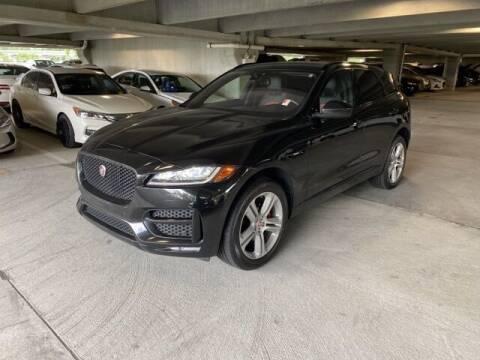 2018 Jaguar F-PACE for sale at Southern Auto Solutions-Jim Ellis Hyundai in Marietta GA