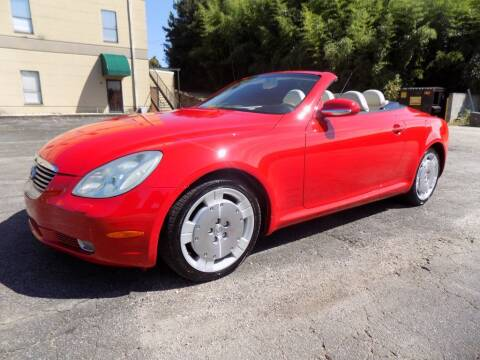 2004 Lexus SC 430 for sale at S.S. Motors LLC in Dallas GA