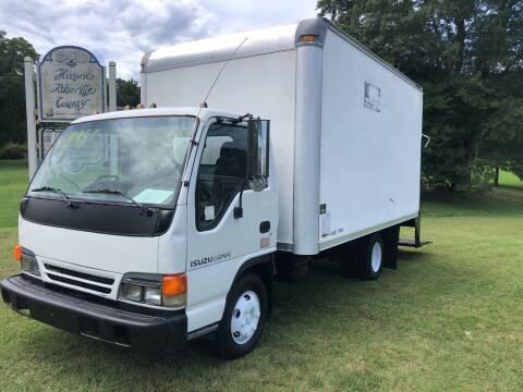 1995 Isuzu NPR for sale at Jack Foster Used Cars LLC in Honea Path SC