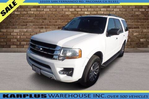 2017 Ford Expedition for sale at Karplus Warehouse in Pacoima CA