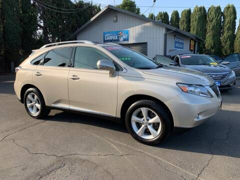 2011 Lexus RX 350 for sale at Blue Diamond Auto Sales in Ceres CA
