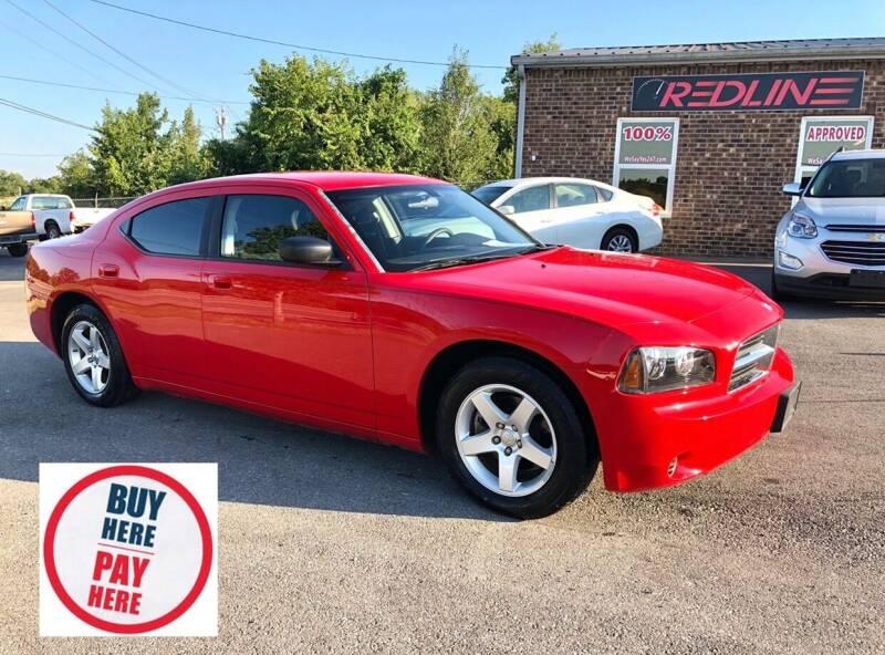 2009 Dodge Charger for sale at Redline Motorplex,LLC in Gallatin TN