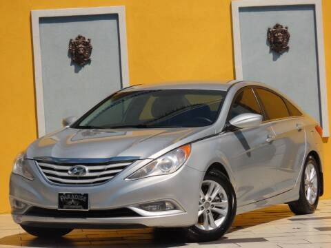 2013 Hyundai Sonata for sale at Paradise Motor Sports LLC in Lexington KY