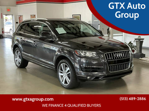 2015 Audi Q7 for sale at UNCARRO in West Chester OH