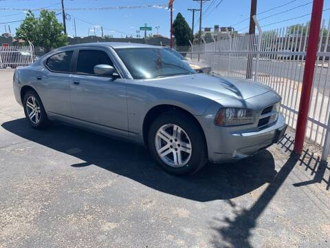 2006 Dodge Charger for sale at Robert B Gibson Auto Sales INC in Albuquerque NM