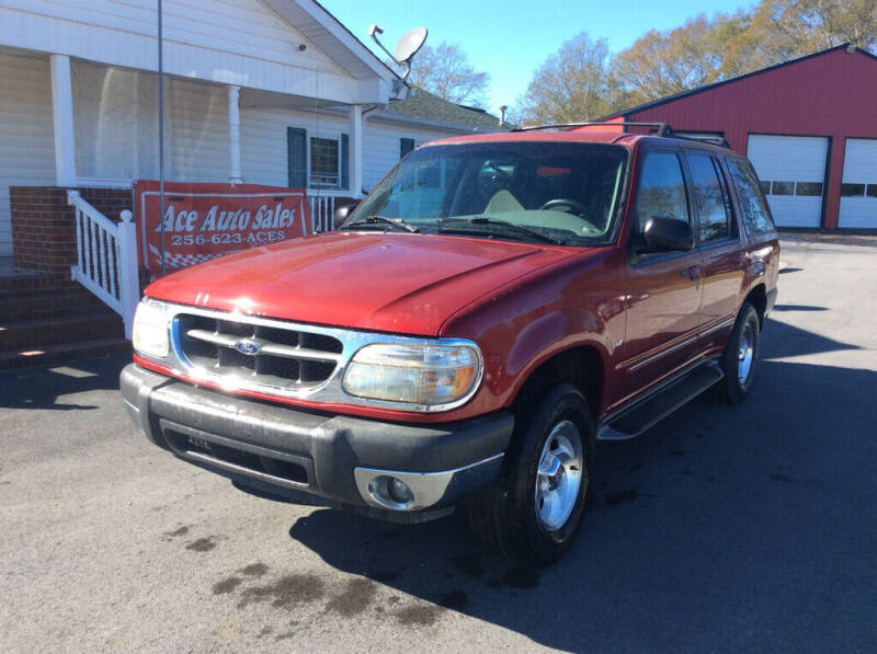 2001 Ford Explorer for sale at Ace Auto Sales - $800 DOWN PAYMENTS in Fyffe AL
