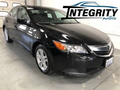 2013 Acura ILX for sale at Integrity Motors, Inc. in Fond Du Lac WI
