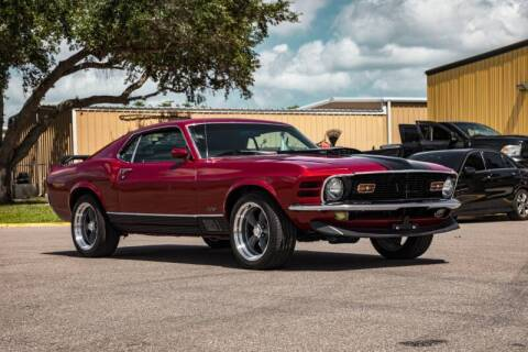 1970 Ford Mustang for sale at Exquisite Auto in Sarasota FL