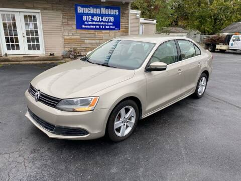2013 Volkswagen Jetta for sale at Brucken Motors in Evansville IN