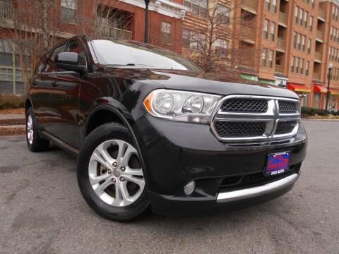 2013 Dodge Durango for sale at H & R Auto in Arlington VA