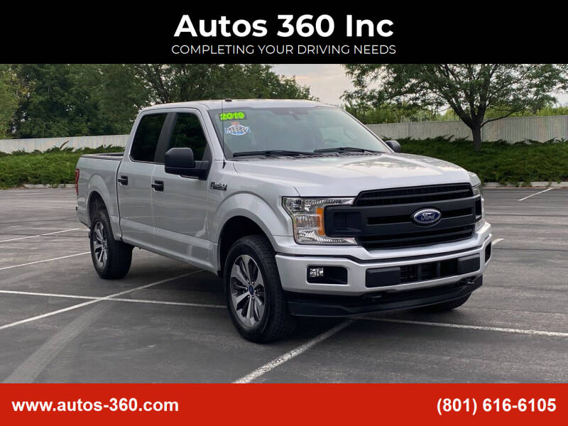 2019 Ford F-150 for sale in Orem, UT