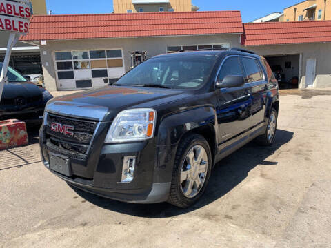 2015 GMC Terrain for sale at ELITE MOTOR CARS OF MIAMI in Miami FL