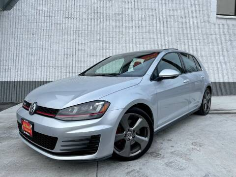 2015 Volkswagen Golf GTI for sale at ALIC MOTORS in Boise ID