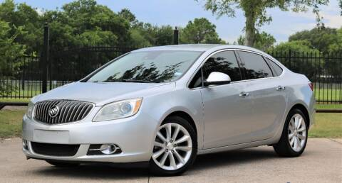 2014 Buick Verano for sale at Texas Auto Corporation in Houston TX