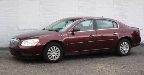 2007 Buick Lucerne for sale at Kohmann Motors & Mowers in Minerva OH