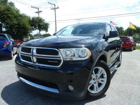 2012 Dodge Durango for sale at Das Autohaus Quality Used Cars in Clearwater FL