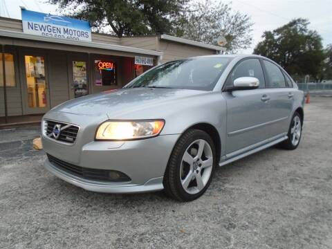 2011 Volvo S40 for sale at New Gen Motors in Lakeland FL