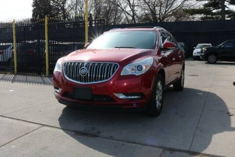 2013 Buick Enclave for sale at F & M AUTO SALES in Detroit MI